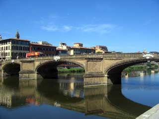 The Santa Trinita Bridge