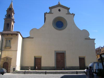 The Santo Spirito Church
